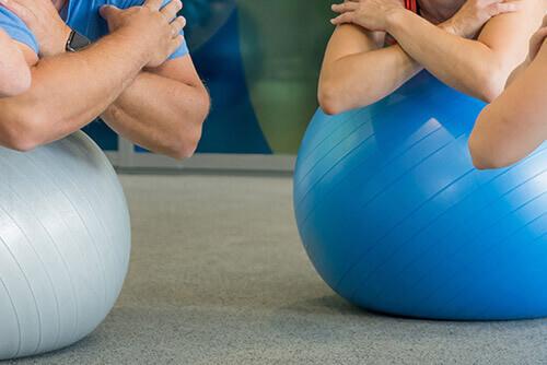Präventionskurs - Physiotherapie Neidhardt