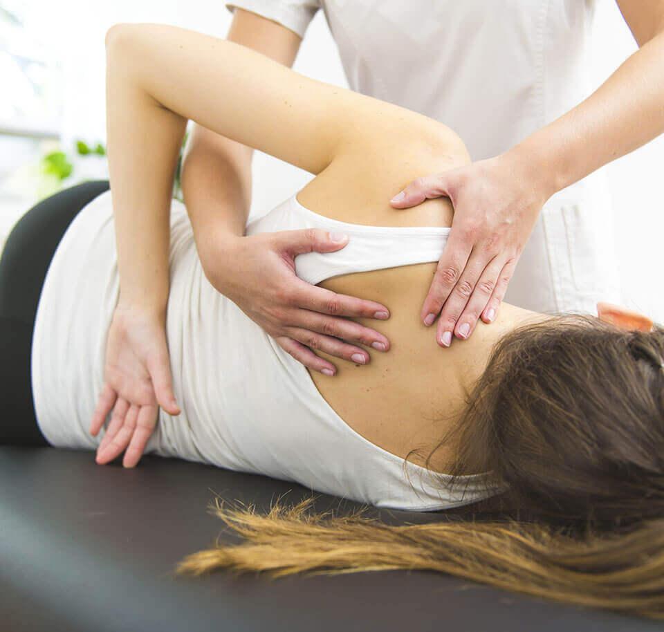 Manuelle Therapie - Physiotherapie Neidhardt
